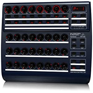 behringer b control rotary bcr2000 musical instruments. Black Bedroom Furniture Sets. Home Design Ideas