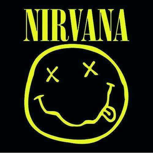 Nirvana - Coaster Smiley