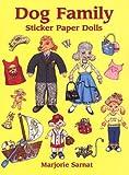 Dog Family Sticker Paper Dolls (Dover Paper Dolls)