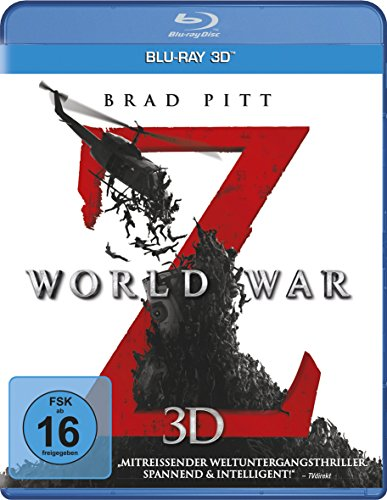 World War Z [3D Blu-ray]