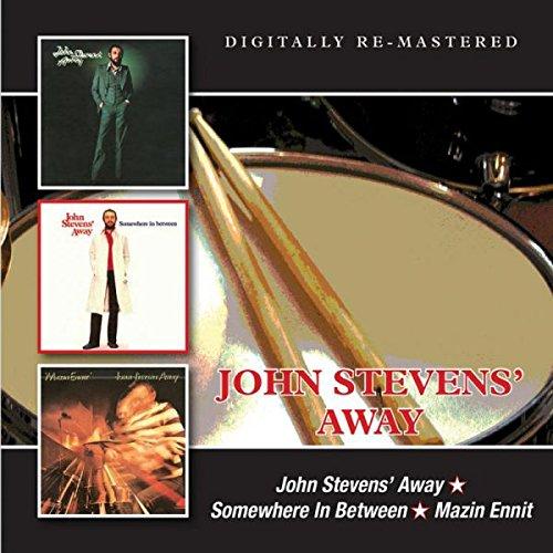 John Stevens Away-John Stevens Away-Somewhere In Between-Mazin Ennit-2CD-FLAC-2015-NBFLAC Download