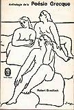 img - for Anthologie de la poesie grecque book / textbook / text book