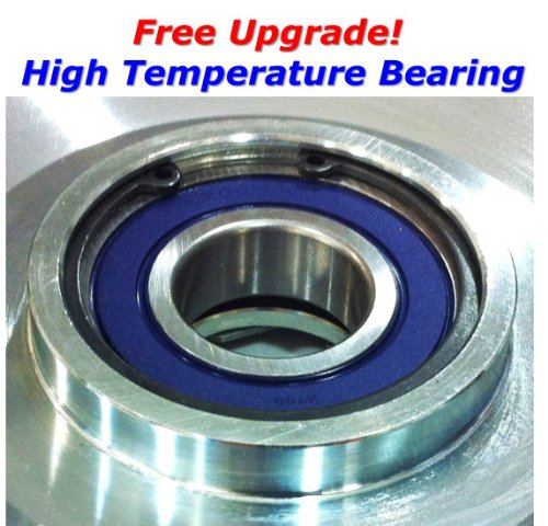 Replaces John Deere Electric PTO Blade Clutch - L120 - L130 - GY20878 - Free Upgraded Bearings & Machined Pulley image