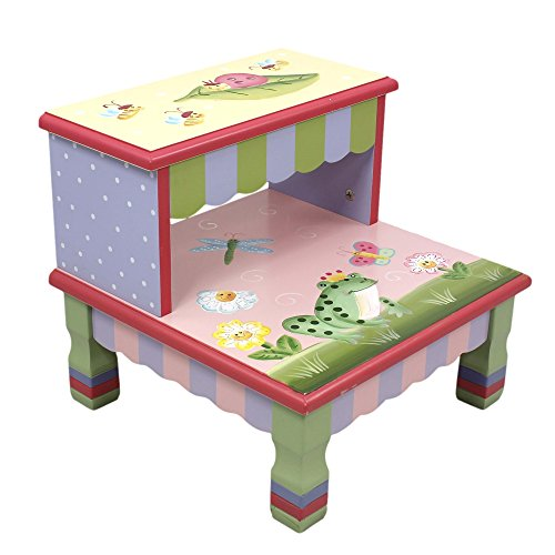 Fantasy Fields - Magic Garden Step Stool - 1