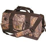 "CLC Sportsman Mossy Oak 1163M 31 Pocket - 18-inch Bigmouth Bag, ""RANGER"""