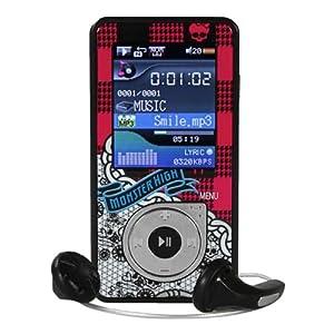Monster High 4GB Digital MP3 Player - Pink (59048)