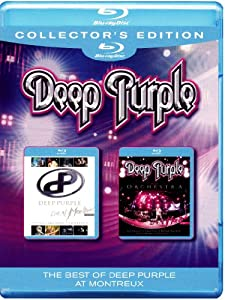 Deep Purple - Live At Montreux 2006 & 2011 [Blu-ray]