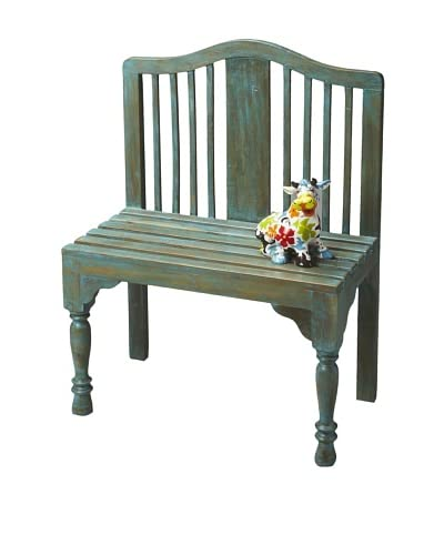 Butler Specialty Company Bench, Heritage