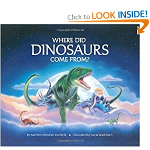 Where Did Dinosaurs Come From? (Let's-Read-and-Find-Out Science 2)