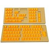 東プレ REALFORCE108KT5 Realforce専用交換用キーキャップ日本語配列108キーセット オレンジ SA0100-KT5