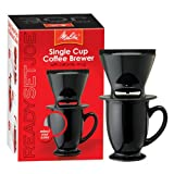 Melitta Ready Set Joe Mug 64010 Coffee Makers Speciality B