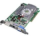 AXLE nVidia GeForce 5500FX 256 MB Grafikkarte (AGP, 256MB DDR Speicher, 128-bit, VGA, DVI, S-Video)