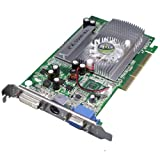 "AXLE nVidia GeForce 5500FX 256 MB Grafikkarte (AGP, 256MB DDR Speicher, 128-bit, VGA, DVI, S-Video)von ""Axle"""