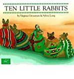 img - for [ Ten Little Rabbits (Revised) Grossman, Virginia ( Author ) ] { Paperback } 1995 book / textbook / text book