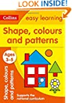 Shapes, Colours and Patterns Ages 3-5...