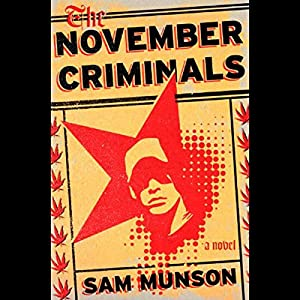 The November Criminals Audiobook