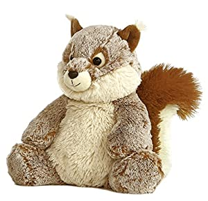 Aurora World Sweet and Softer 12 inches  Squiggle Squirrel