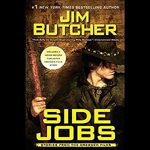 Side Jobs Audiobook