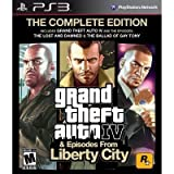GTA IV: Complete PS3