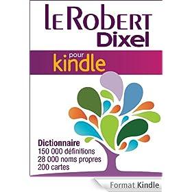 Le Robert Dixel