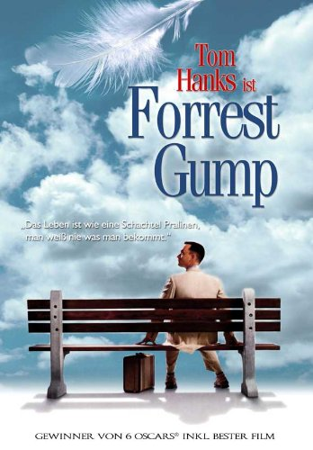 tom hanks movies list. Forrest Gump Poster Movie
