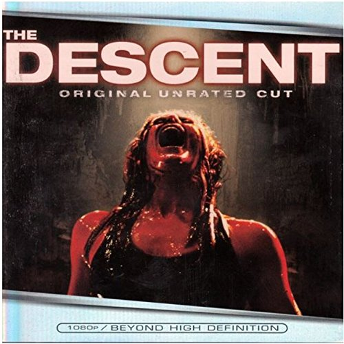 The Descent (Original Unrated Cut) [Blu-ray]