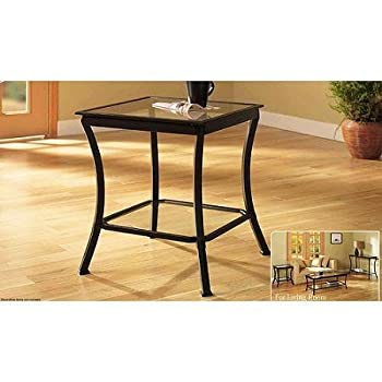 Z-Line Designs Massadona Side & End Table, Bronze