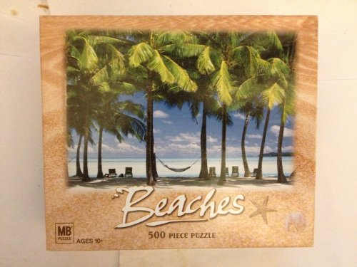 Beaches 500 Piece Puzzle - 1