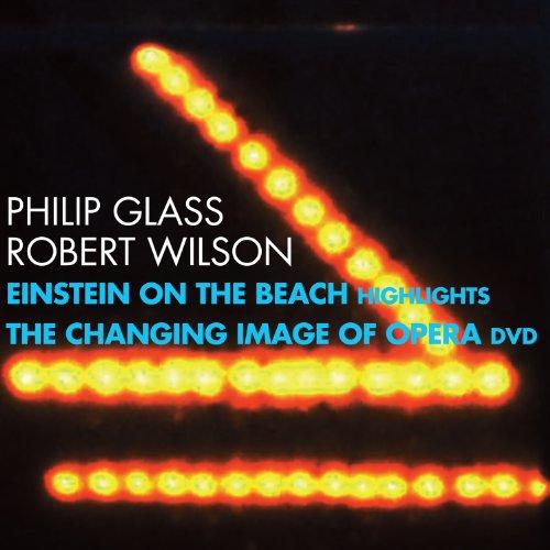 Philip Glass & Robert Wilson: Einstein on the Beach CD/DVD