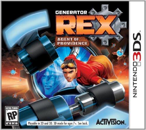 Generator Rex - Nintendo 3DS - 1