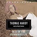 Tess of the d'Urbervilles (Blackstone) Audiobook by Thomas Hardy Narrated by Ralph Cosham