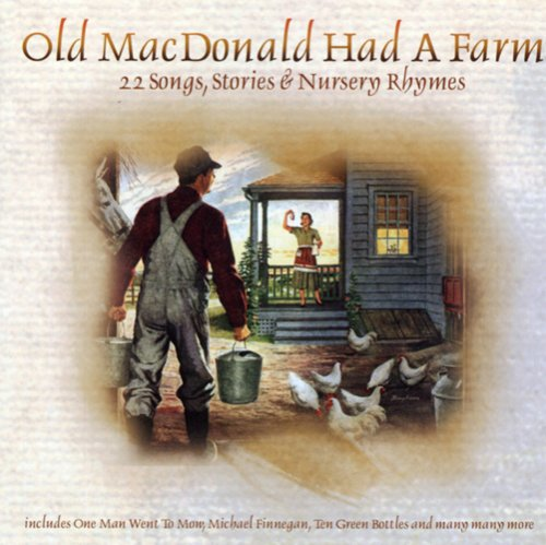 Various Artists - Old MacDonald Had a Farm: 22 Songs, Stories & Nursery Rhymes - Zortam Music