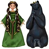 (US) Disney / Pixar BRAVE Movie Exclusive Doll Set Queen Elinor Bear
