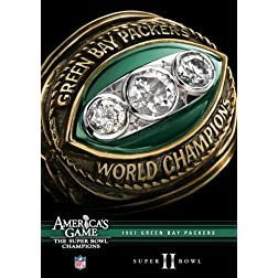 NFL America's Game: 1967 PACKERS (Super Bowl II)