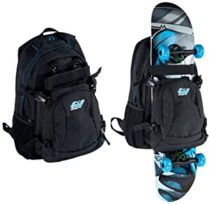 Enuff Pro Skateboard Bag/Backpack