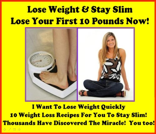 Lose Weight & Stay Slim: