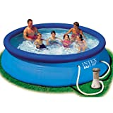 Easy-Set Pool mit Filterpumpe 2,0m³/h, 12 V, ca. 366 x 76 c...