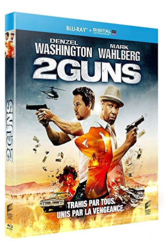 2 guns [Blu-ray] [FR Import]