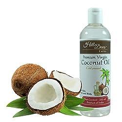 HillDews Virgin Coconut Oil 200ml