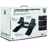 Saitek Pro Flight Cessna Rudder Pedals für PC (USB 2.0)