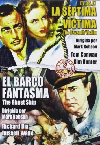 Pack La Séptima Víctima - El Barco Fantasma [DVD]