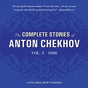 The Complete Stories of Anton Chekhov, Vol. 2 Audiobook