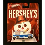 64 GMC PANEL * HERSHEYS MINIATURES * Hersheys Hot Wheels 2011 Nostalgia Series 1:64 Scale Die-Cast V