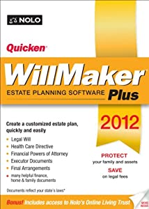Quicken WillMaker Plus 2012 [Download]