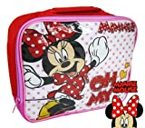 Minnie Mouse ââ¬ËOh Myââ¬TM Lunch Bag