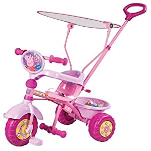 Peppa Pig Steer and Go Trike