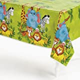 Zoo Animal Tablecover