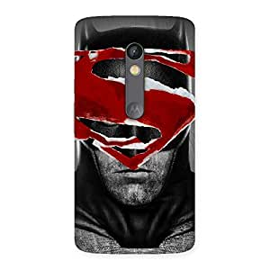 Stylish Premier Deal Multicolor Back Case Cover for Moto X Play