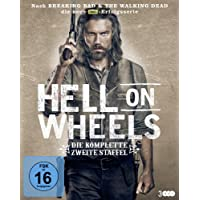 Hell on Wheels - Die komplette zweite Staffel [Blu-ray]