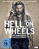 Hell on Wheels - Die komplette zweite Staffel [Blu-ray]